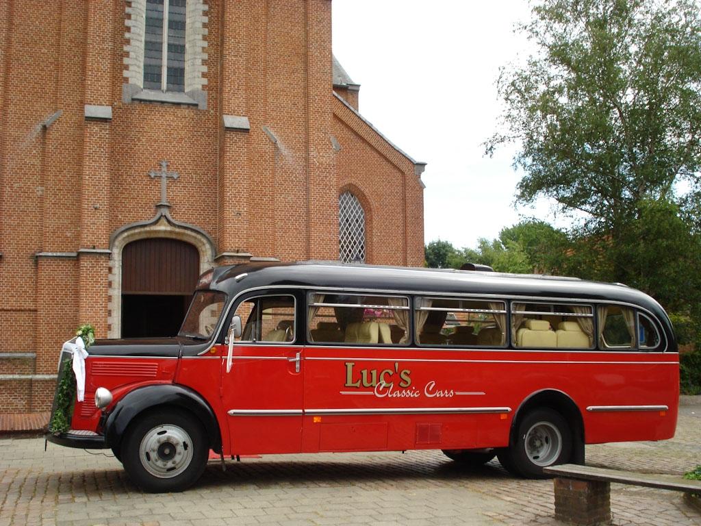 Classicbus Mercedes Oldtimer O3500