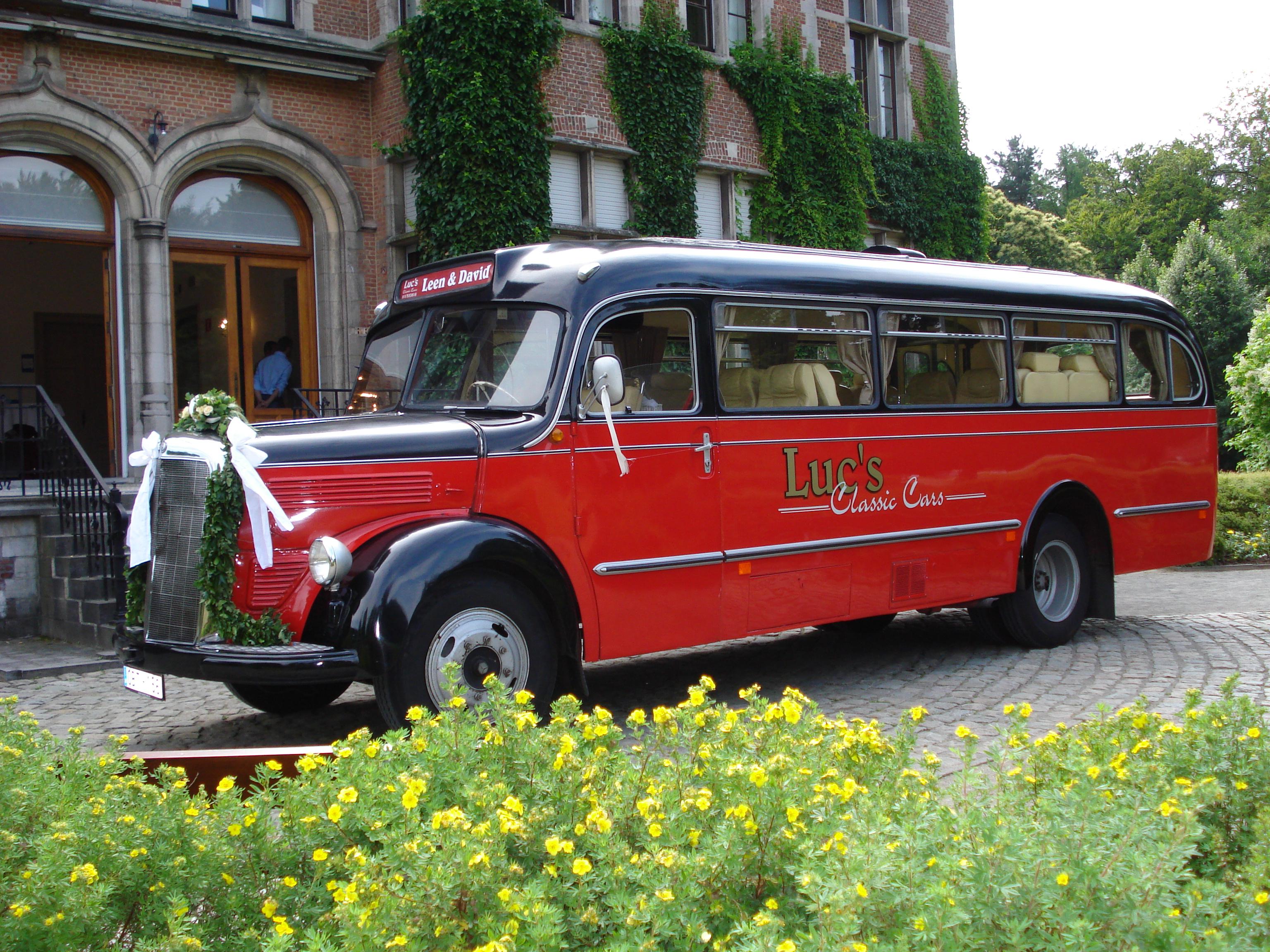 Mercedes Oldtimer O3500
